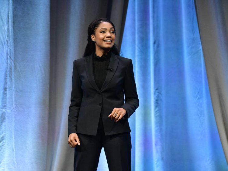 2018 World Champion of Public Speaking Ramona Smith